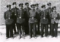 Gruppenbild Feuerwehr von 1948