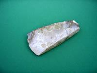 Steinbeil gefunden in Kankelau