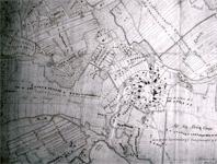 Flurkarte von 1751, Zeichner Balsleben, LAS 402 B IV nr. 55