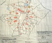 Kankelauer Gemarkungskarte von 1878