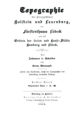 Topographie 1855