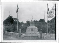 Denkmalseinweihung 1933
